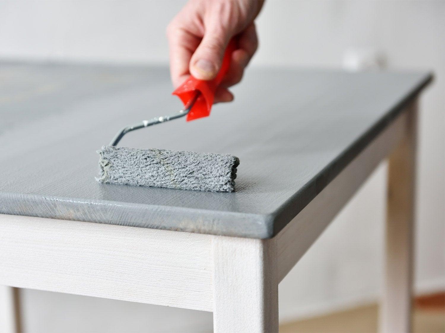 repeindre meuble bois
